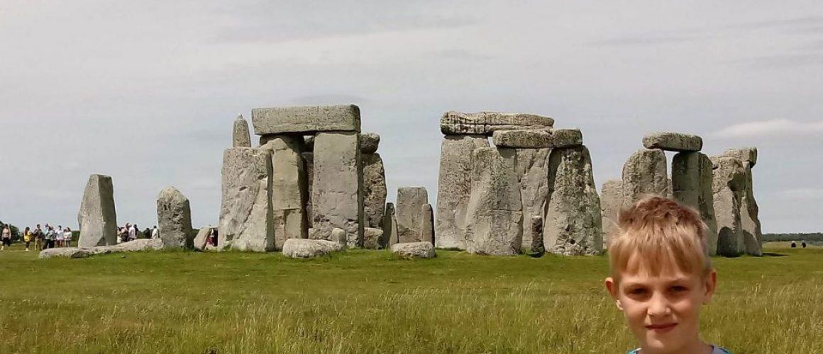 stonehenge banner